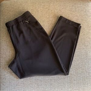 Chico's Relaxed Ankle Pull-on Trouser sz 12